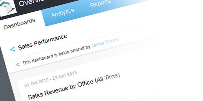 Organizing KPI Dashboards update