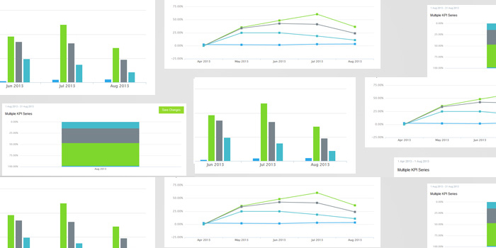 Product Update: 6 New Dashboard chart tools